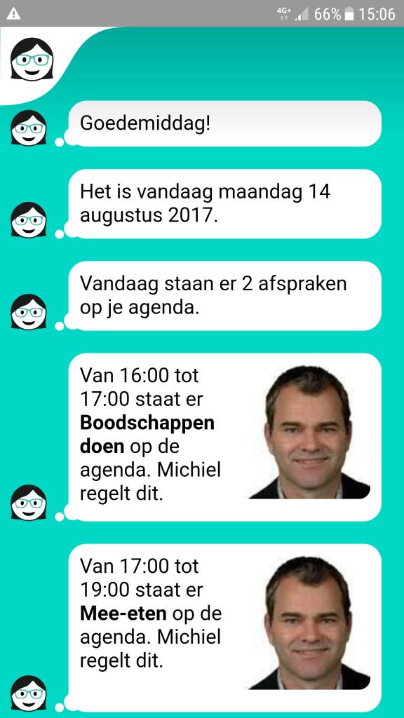 Nettie Goedendag screen 1